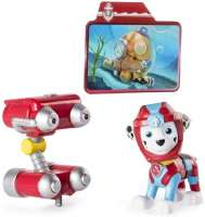 Paw Patrol : Marshall Light Up Sea Patrol - Paw Patrol Light Up figur 88685