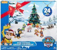 Adventskalender : Paw Patrol Advent Calendar - Julekalender 680551