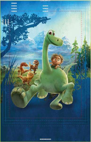 78e704a2244 Den gode dinosaur sengesæt 140x200 - The good dinosaurs sengesæt ...