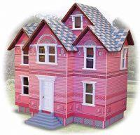 Dukkehus : Victorian Dollhouse - Melissa & Doug legetøj 12580