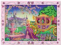 Pussel : Peel & Press Sticker by Number - Fairytale Princess - Melissa & Doug legetøj 14009