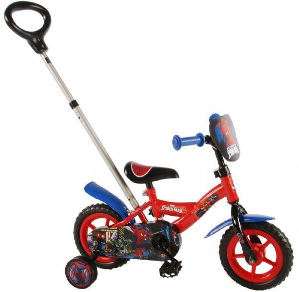 Image of Spider-Man børnecykel 10 tommer (45-041054)
