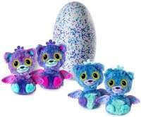 Gosedjur : HATCHIMALS Surprise Peacat - Hatchimals Surprise Purple Teal Eg 66602