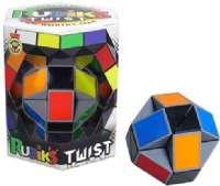 Brädspel : Rubiks Cube Twister - Rubiks terningen 077110