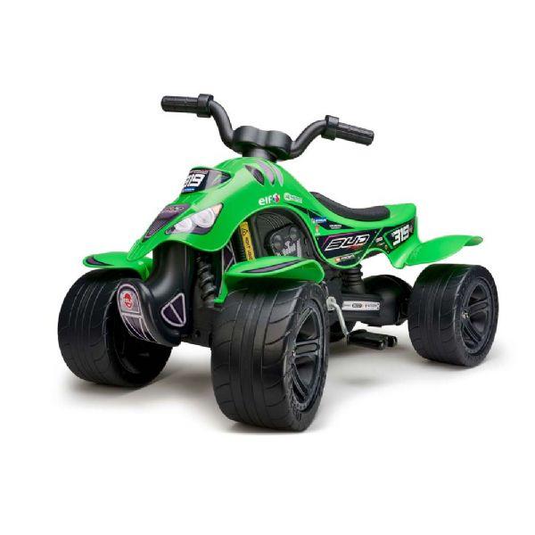 Image of Falk Quad Bud Racing Ride-on (466-092180)