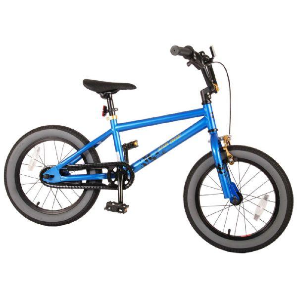 Image of Børnecykel Cool Rider blå 16 tommer (467-916472)