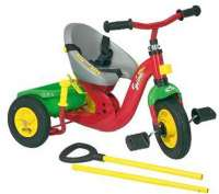 Rolly Toys : Rollytrike Swing Vario - Rolly toys tre hjulet cykel 91584