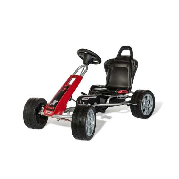 Image of Pedal Gokart X Racer i Rød (52-104000)