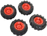Rolly Toys : Rolly ilmarenkaat Farmtrac Premium 4 kpl - Rolly Toys 409587