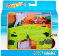 Bilbaner : Ghost Garage Playset - Hot wheels DWL03