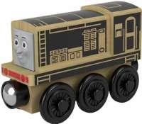Leker : Thomas Tog træ Diesel - Thomas Tog Wooden Railway FHM22