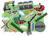 Thomas och vännerna : Thomas and Friends Felty Fun - Thomas og Venner Felt Set 461603