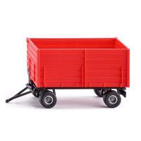 Siku : 4-Wheel Trailer 1:32 - Siku 2898 Stålbiler