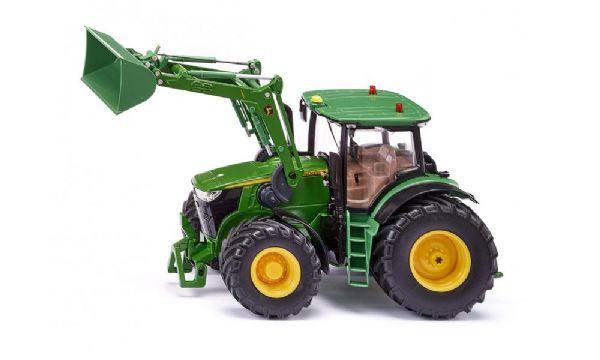 Image of Traktor John Deere, App styret 7310R (70-006792)