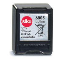 Siku : Storage Battery - Siku reservedel 6805