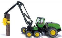 Traktorit : John Deere Harvester - Siku traktor 1994