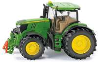 Traktorit : John deere traktor 6210 1:32 - Siku traktor 3282