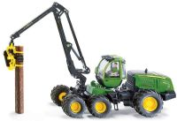 Traktorit : John Deere Metsuri 1:32 - Siku traktor 4059