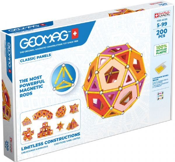Image of Geomag Classic 200 dele (71-000474)