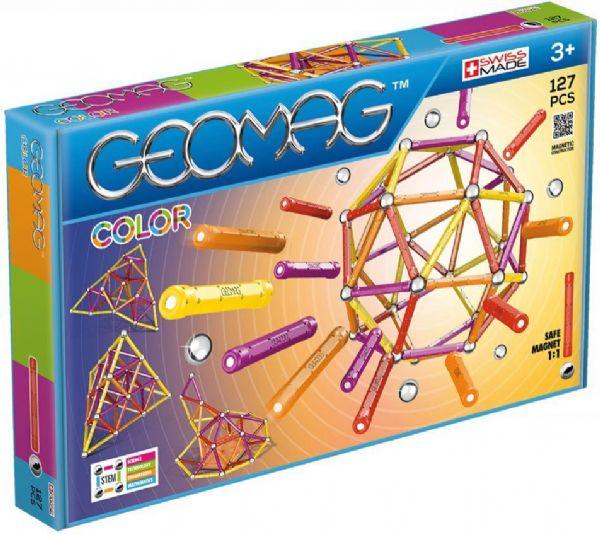 Image of Geomag farver 127 dele (71-002642)