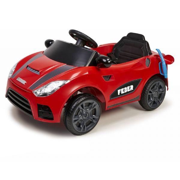 Image of Feber Min rigtige bil 6V (77-015715)
