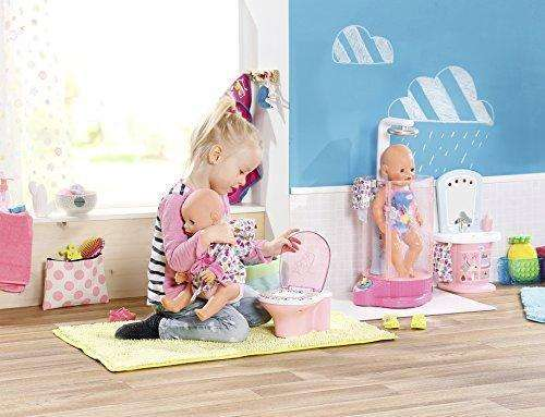Baby Born toalett - Baby Born-pottningsövning 8239 Shop - Eurotoys ... e5356378e858e