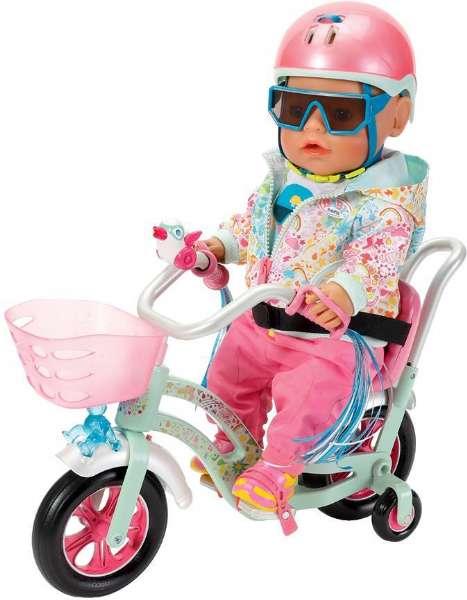 baby born cykel