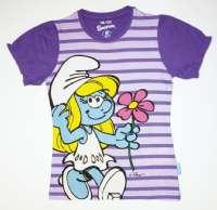 Smølfer : Smølfine T-shirt - Børnetøj Smølferne 20557