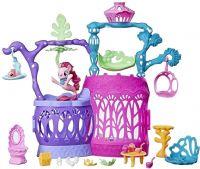 Dukkehus : Seashell Lagoon legesæt med Pinkie Pie - My Little Pony The Movie playset C1058