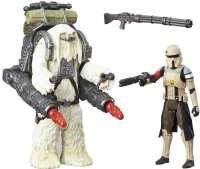 Actionfigurer : Moroff og Scarif Stormtrooper - Star Wars figurer Rogue One B7261