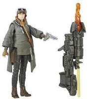 Actionfigurer : Sergeant Jyn Erso - Star Wars Rogue One Figur B7275