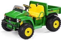 El Biler : John Deere Gator HPX elbil 12V - Peg-Pérego 532335 - Elbiler til børn