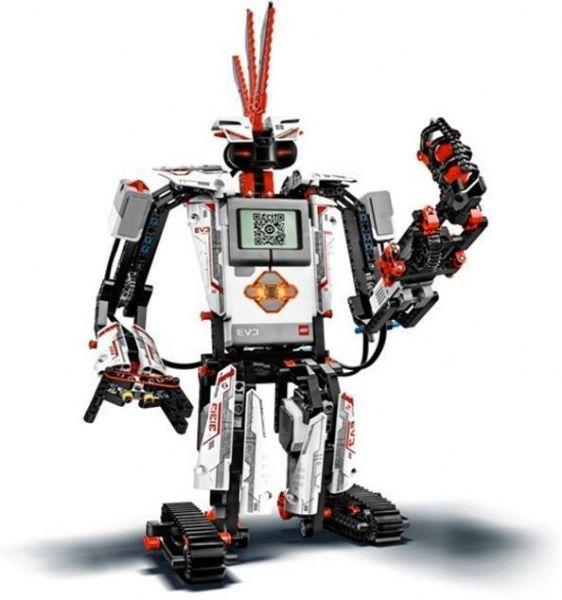Image of   LEGO Mindstorms EV3 - LEGO Mindstorm 31313