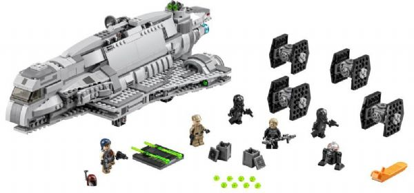 Image of   LEGO Imperial Assault Carrier - LEGO 75106 Star Wars