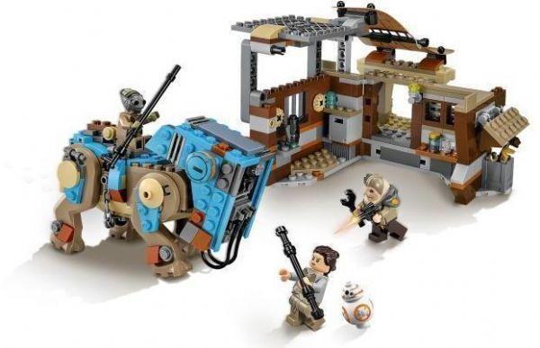 Mødet på Jakku - LEGO 75148 Star Wars - - LEGO