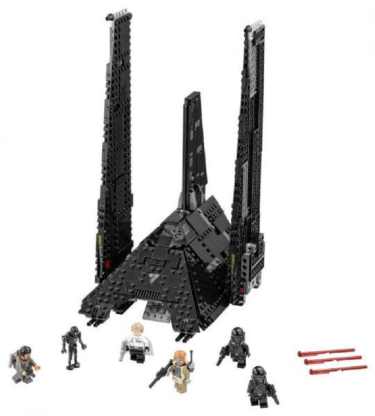 Image of Krennics Imperial Shuttle - Lego 75156 Star Wars (02-075156)