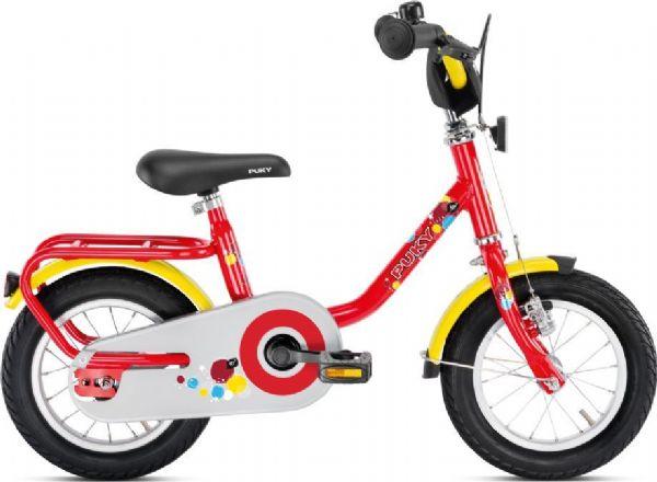 Image of   Puky Børnecykel rød/gul 12 tommer - Puky Z 2 4113