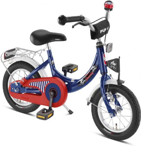 Image of   Børnecykel pirat 12 tommer - Puky cykel zl 12-1 alu 4128