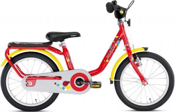 Image of   Puky Børnecykel rød/gul 16 tommer - Puky Z 6 4214