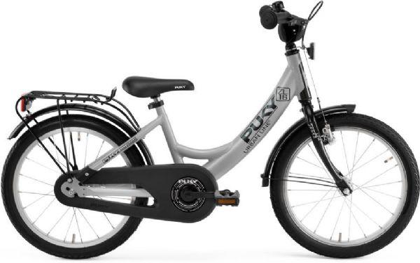 Image of   Puky Børnecykel grå 16 tommer - Puky ZL 16-1 Alu 4230