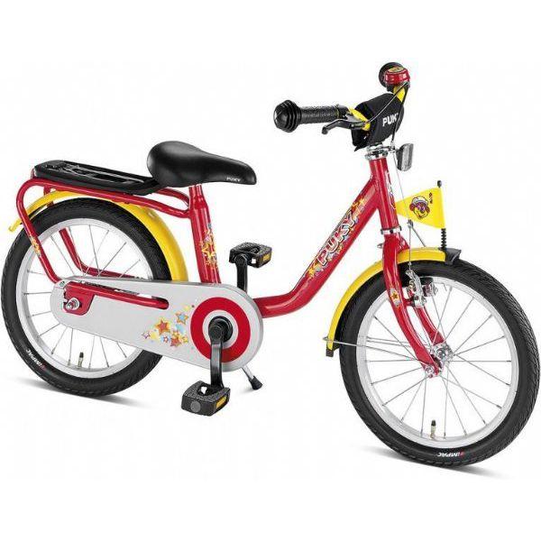 Image of   Puky Børnecykel rød 18 tommer - Puky Z 8 4313