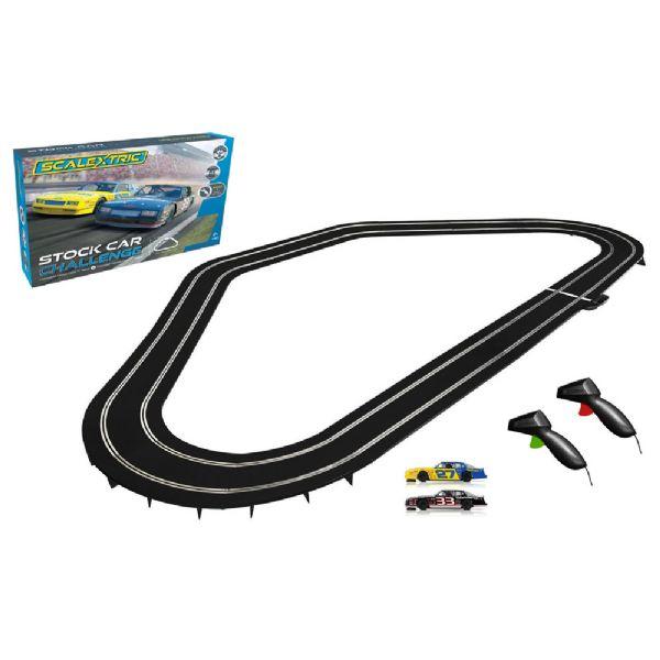 Image of Stock Car Challenge - Scalextric Racerbane 0C1383 (07-0C1383)