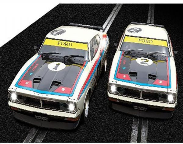 Ford xb falcon touring car legends - scalextric biler c3587a fra scalextric fra eurotoys