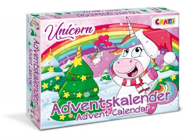 Billede af Enhjørninge Julekalender - Børne pakkekalender Unicorn 24706