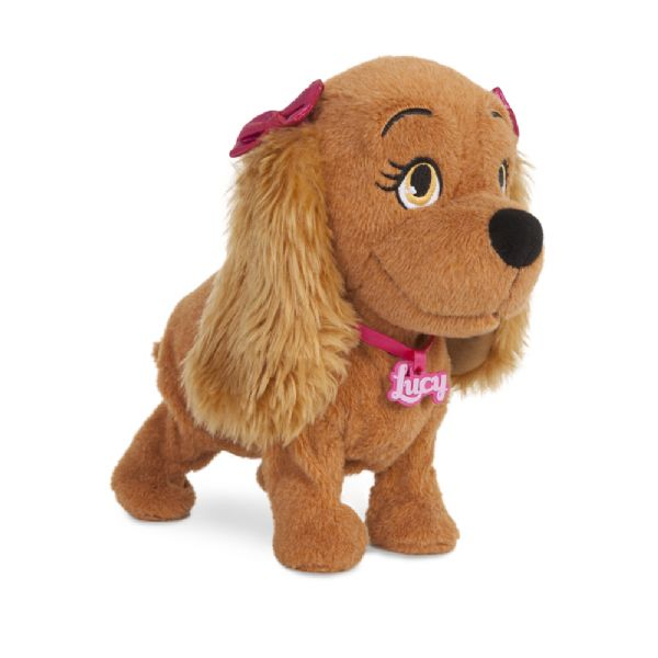Image of   Lucy Syng & Dans interaktiv hund - Club Petz interaktiv bamse 095854