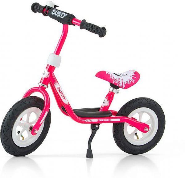 Image of   Dusty Pink Løbecykel 10 tommer - Dusty Balancecykel 123265