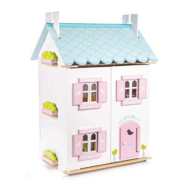 Image of Le Toy Van Blue Bird - Le Toy Van dukkehus 411387 (09-411387)