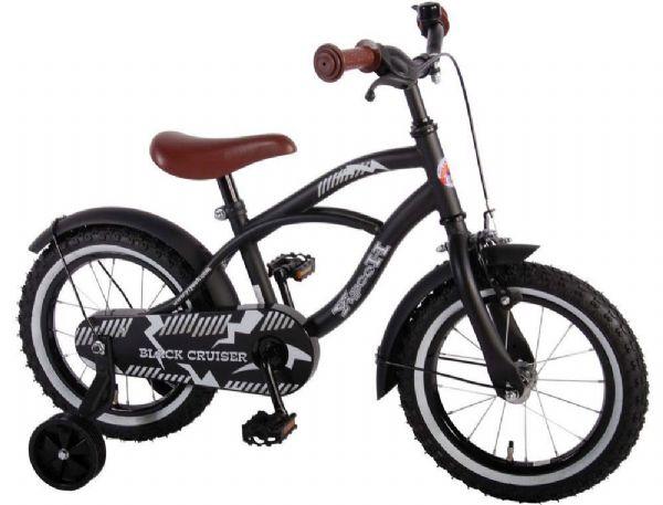 Image of   Børnecykel Black Cruiser 14 tommer - Børnecykel 414015