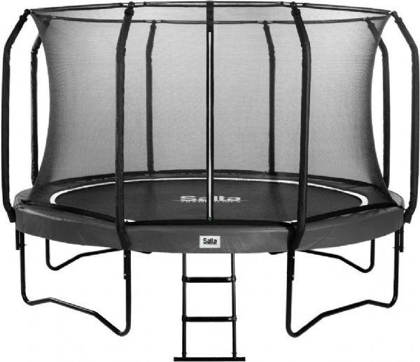 Image of   Salta trampolin First Class Ø427 cm, sor - Trampolin 450247