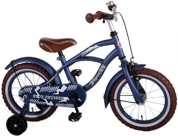 Image of   Børnecykel Blue Cruiser 14 tommer - Børnecykel 514012